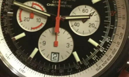 Breitling Chronomatic a14360