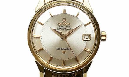 OMEGA Automatic Men Constellation Vintage watch tk4579
