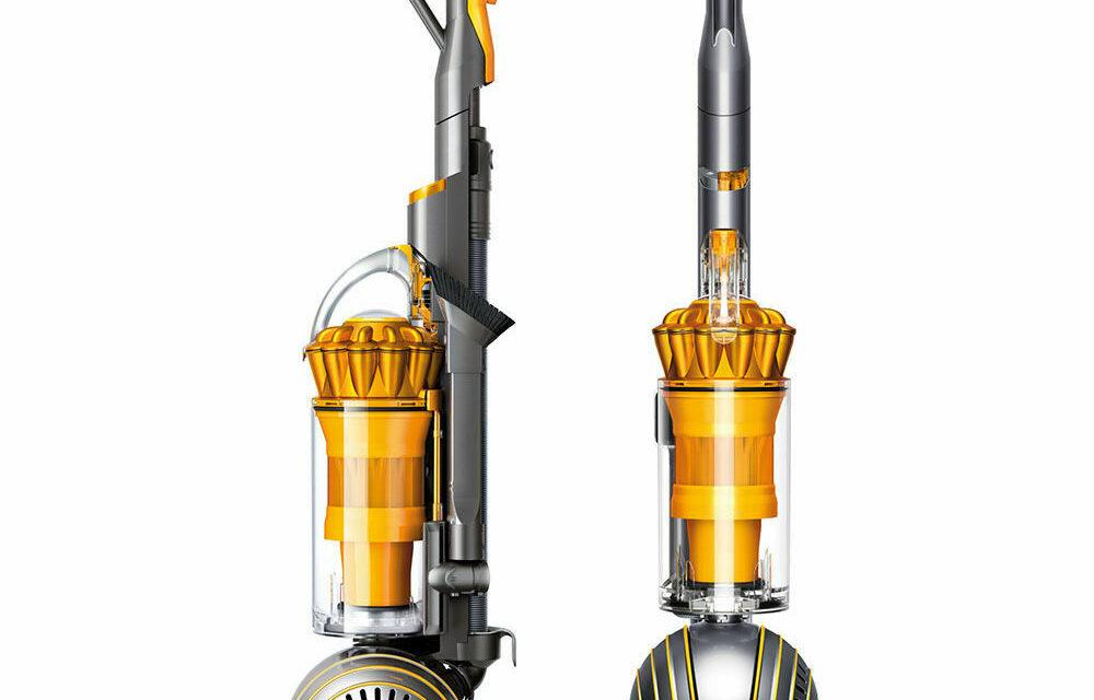 Dyson Ball Multi Floor 2 Upright Vacuum | Yellow | Certified Refurbished