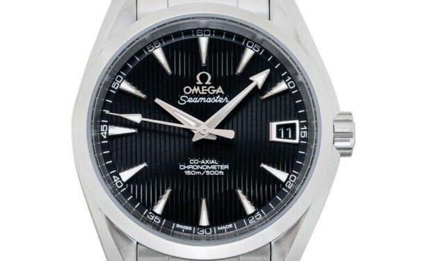 OMEGA  231.10.39.21.01.001 Unisex Watch Genuine FreeS&H