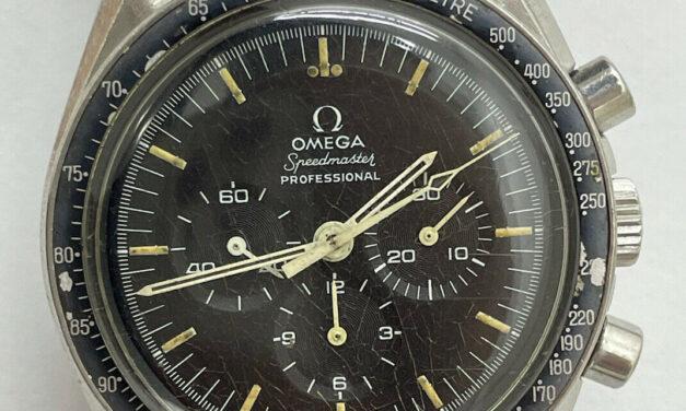 Vintage Omega Speedmaster Professional 145022-69 ST DON Bezel 861 Serviced