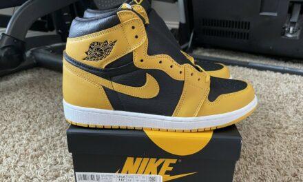 Nike Air Jordan 1 Retro OG High Pollen 555088-701 Men Size 10.5 In Hand!