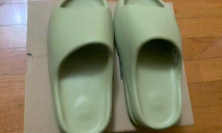 NEW Yeezy Slide Resin GZ5551 *IN HAND* Sizes 4-13