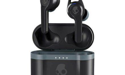Skullcandy INDY ANC FUEL TRUE Wireless Earbuds (Certified Refurbished)-BLACK