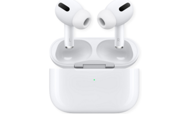 Apple AirPods Pro 🍎 Bluetooth EarPods w/ Wireless Charging Case – MWP22AM/A