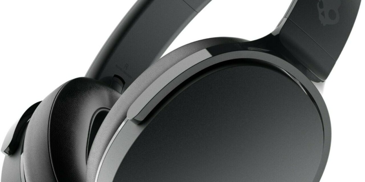 Skullcandy HESH EVO Wireless Over-Ear Headset (Certified Refurbished)-BLACK