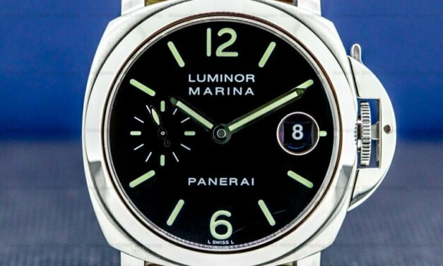Panerai Luminor Marina 40MM WITH BOX