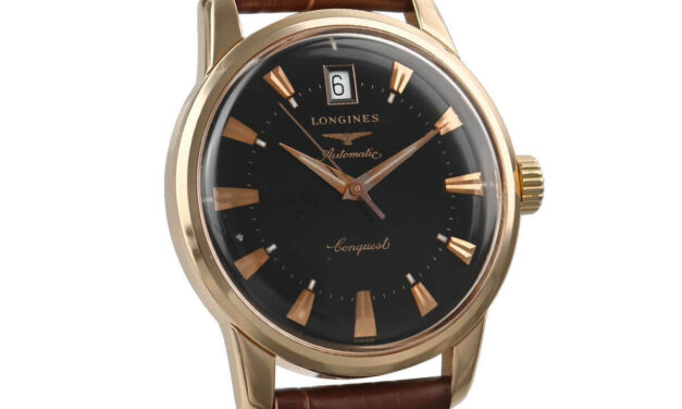 Longines Automatic Men Conquest Heritage L1.611.6.78.2 watch tk6105