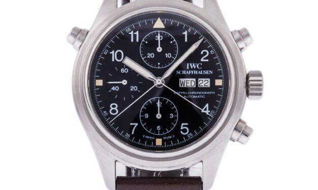 IWC Doppelchronograph Watch