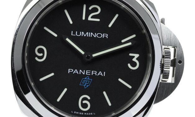 PANERAI Luminor Base Logo 3 Days Achaio PAM00774 Hand Winding Men's Watch_638272