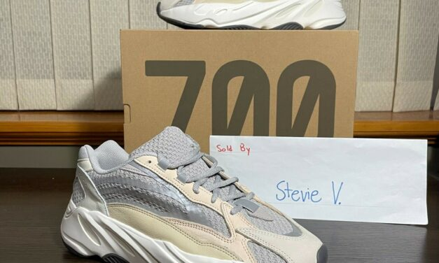 "Adidas Yeezy Boost 700 V2 ""Cream"" | GY7924 | Size 9.5"