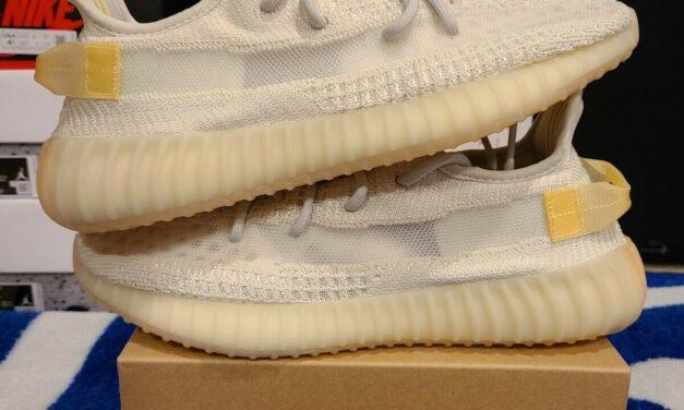 Adidas Yeezy Boost 350 V2 Light Men's Size 11 – Brand New